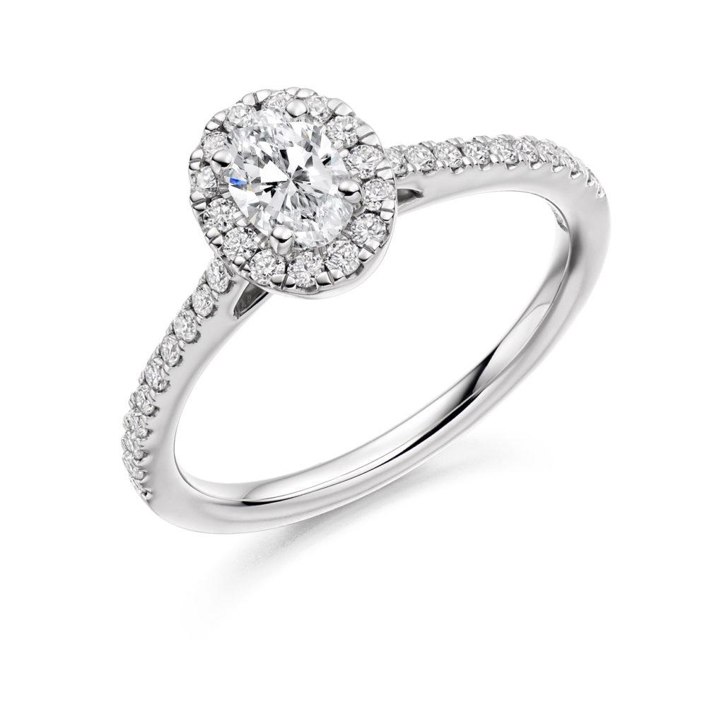 Diamond Engagement Ring Gemex 2013